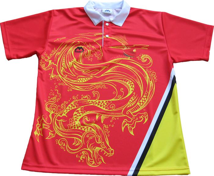 Polo Shirt FIRE